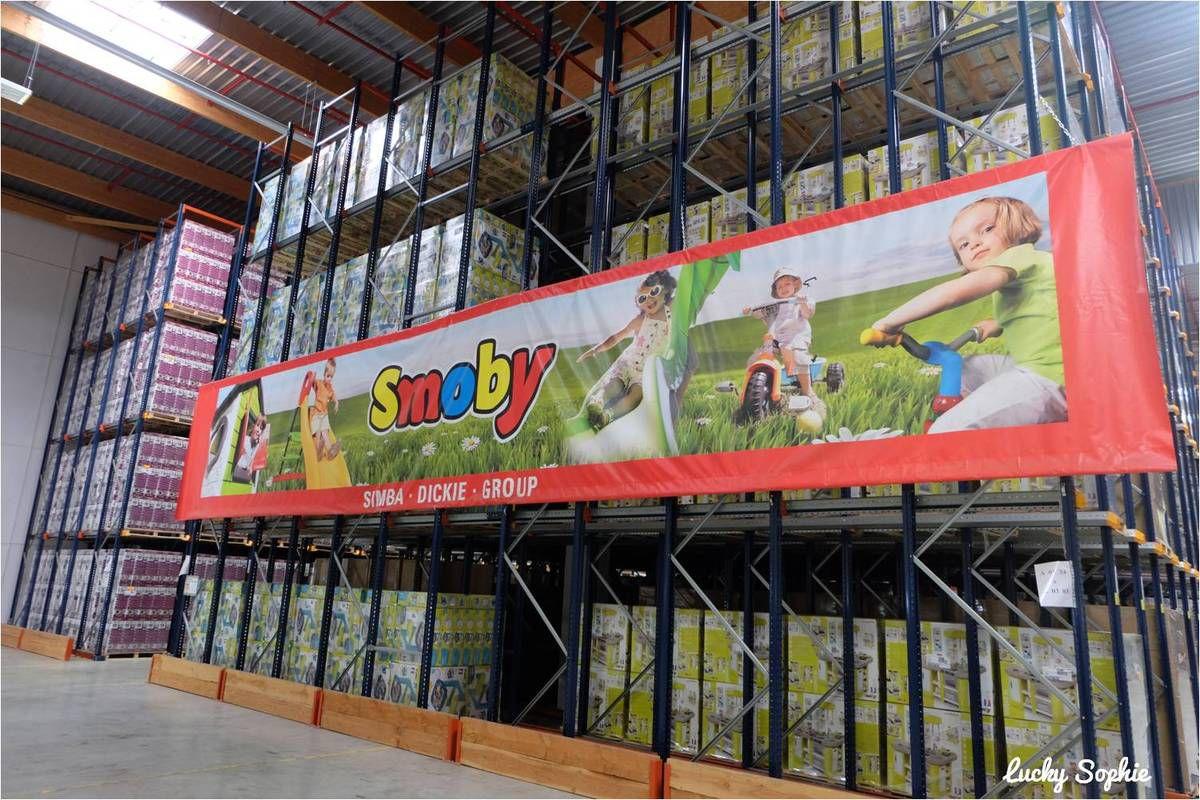 Dans les coulisses des jouets français Smoby