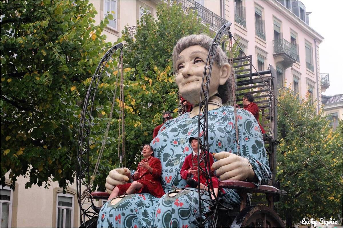 La Saga des Géants de Genève, Royal de Luxe