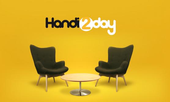 Handi2day : recrutement en ligne du 26 au 30 octobre.