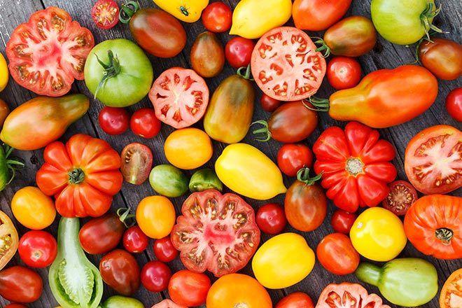 La santé des gourmets: La tomate