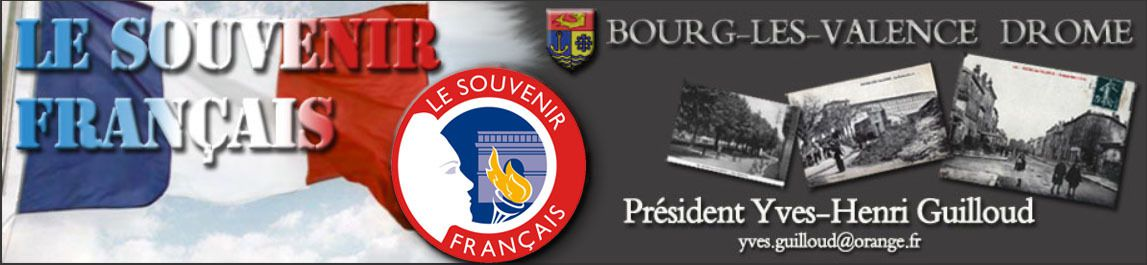 Nécrologie Valence, Raymond JUGE, Ancien combarttant de la 1er Armée Française ''Rhin&amp&#x3B;Danube'' 39-45. avril 2017