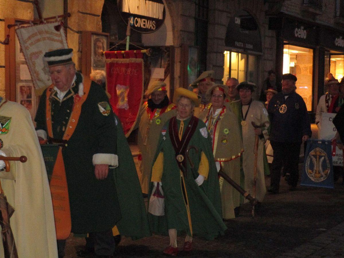 Les Chevaliers de l'Aiet en Normandie