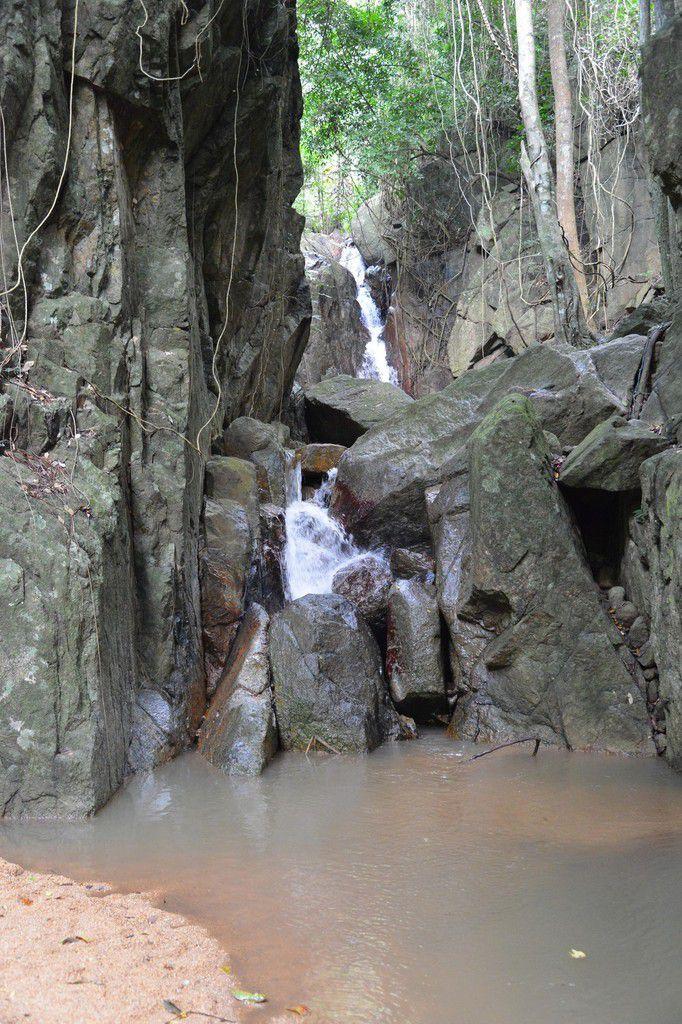 Thaïlande 2015 : Samui , quelques cascades ...