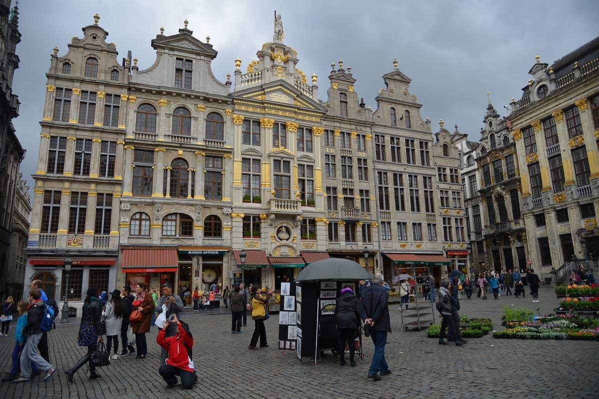 Quelques vues de Bruxelles : partie 1 ...