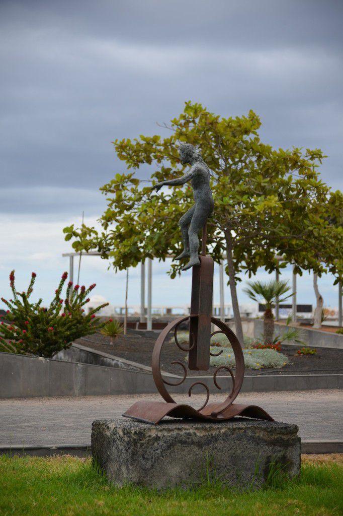 Lanzarote 2015 : Arrecife ...