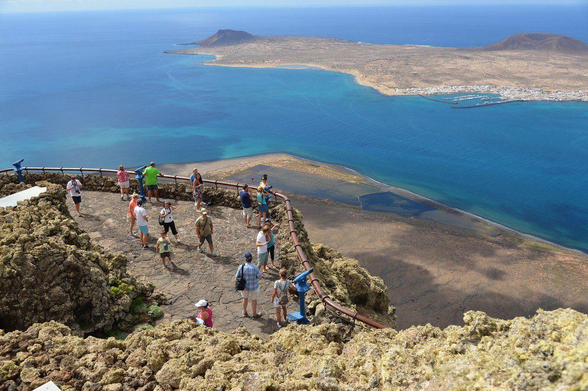 Lanzarote 2015 : le mirador del rio ...