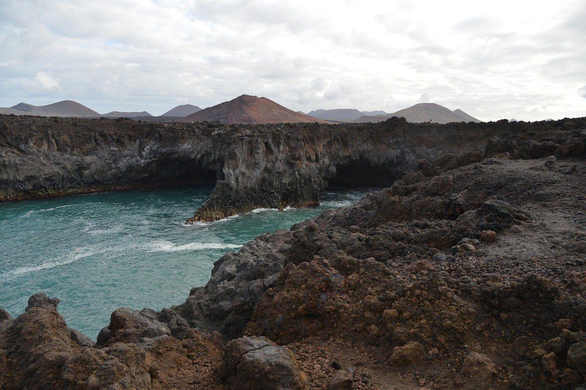 Lanzarote 2015 : au sud ...