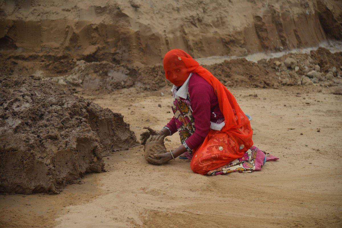 Inde 2016 : dans le désert du Thar ...