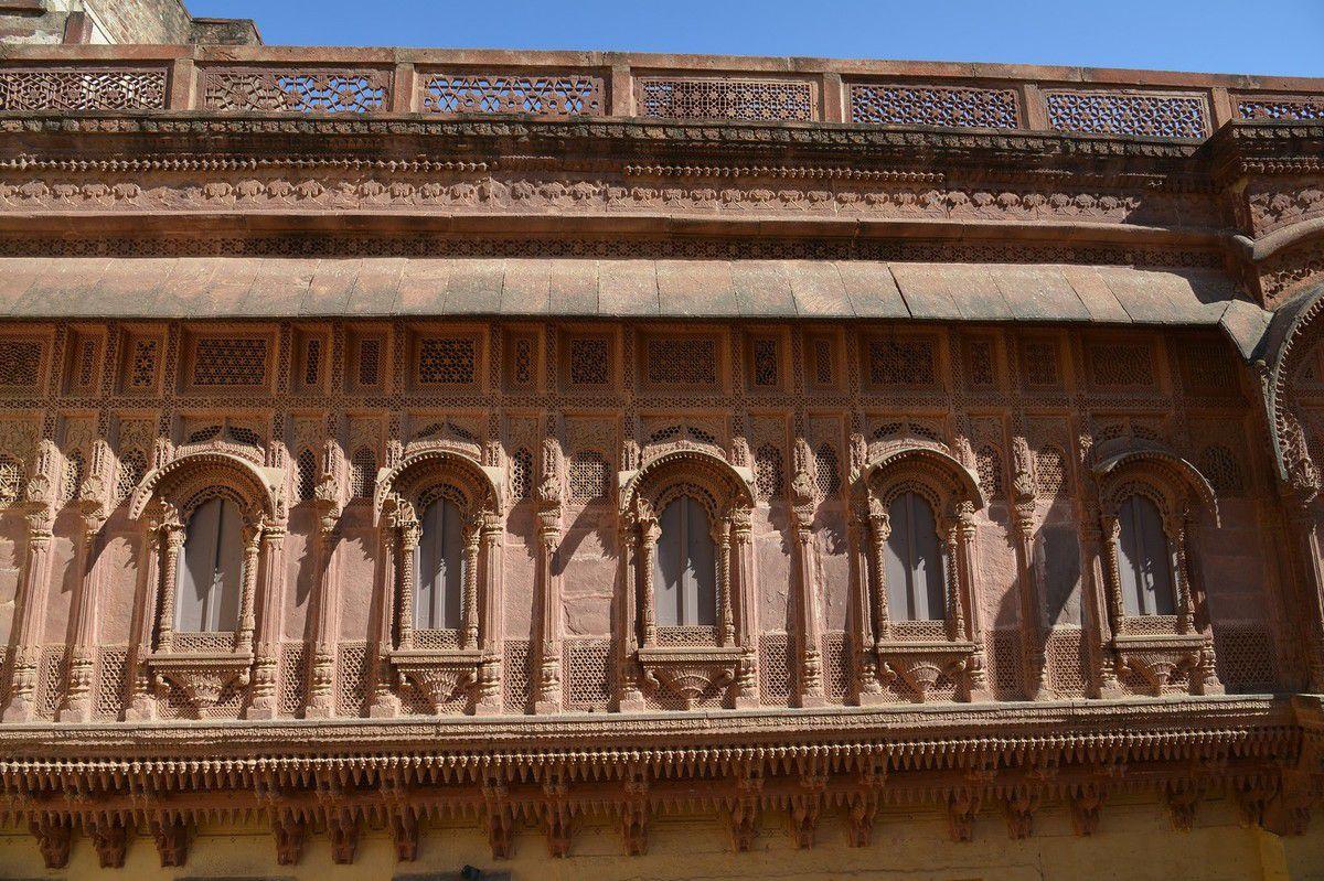 Inde 2016 : Jodhpur , la ville bleue ...
