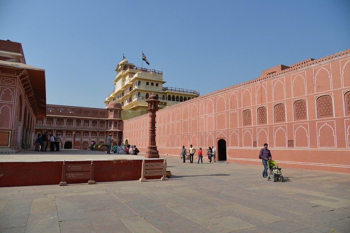 Inde 2016 : Jaipur ...