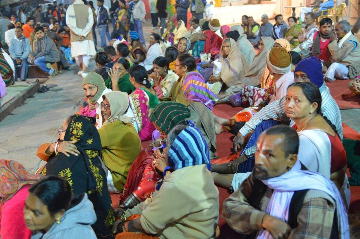 Inde 2016 : Varanasi ...
