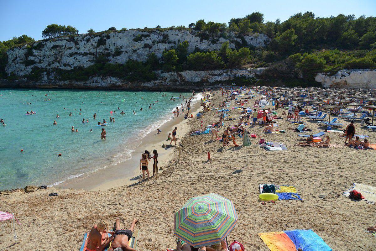Majorque 2016 : cala romantica ...