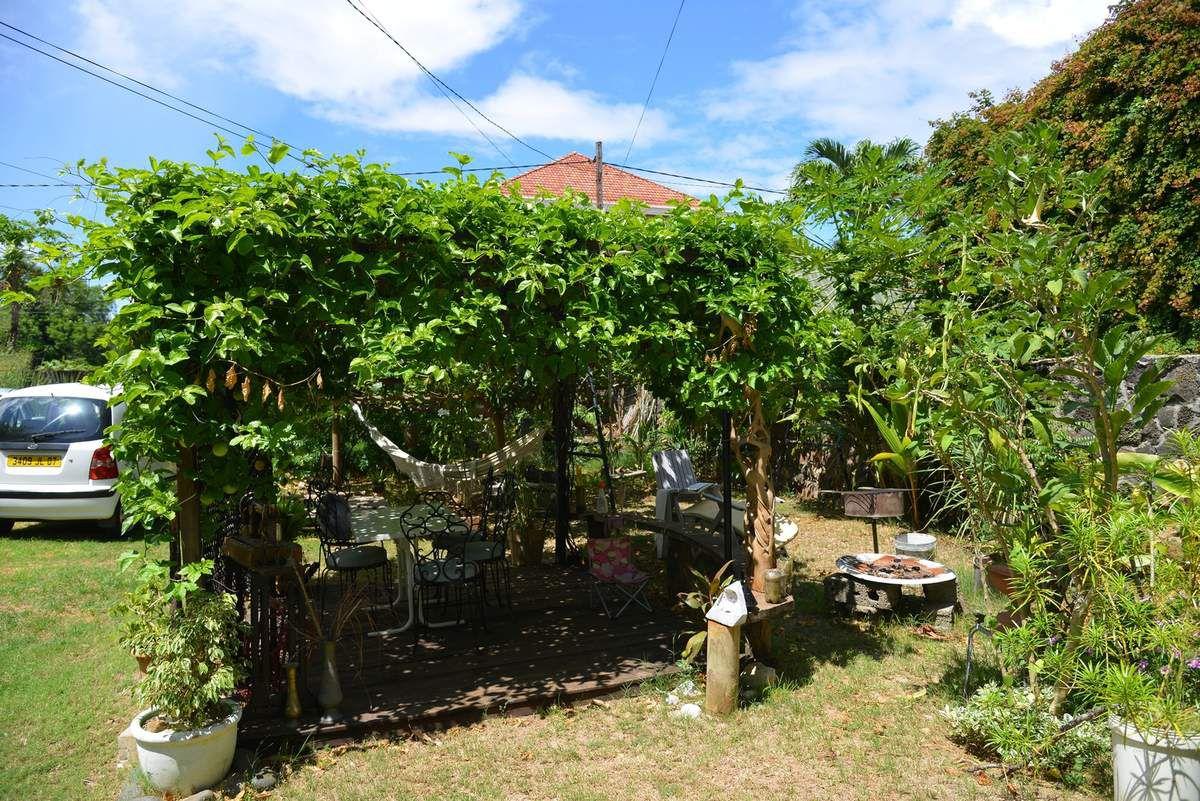 Un jardin mauricien ...