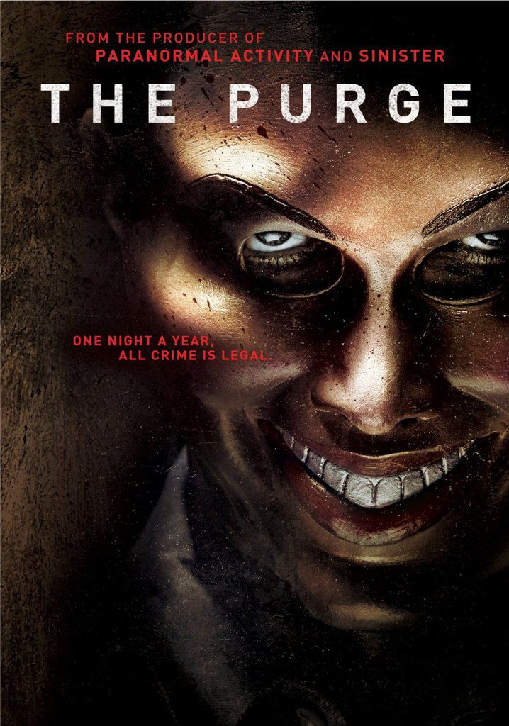 Critique : The Purge