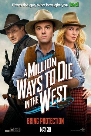 Critique : A million ways to die in the west