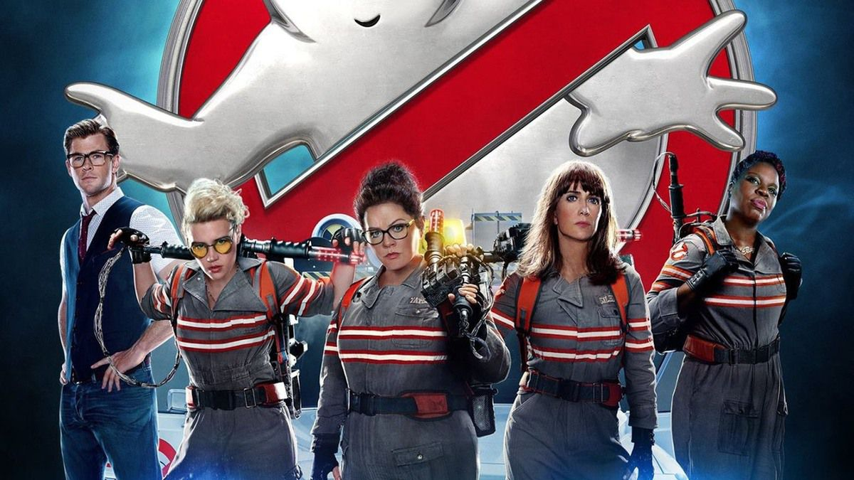 Critique : Ghostbusters (2016)