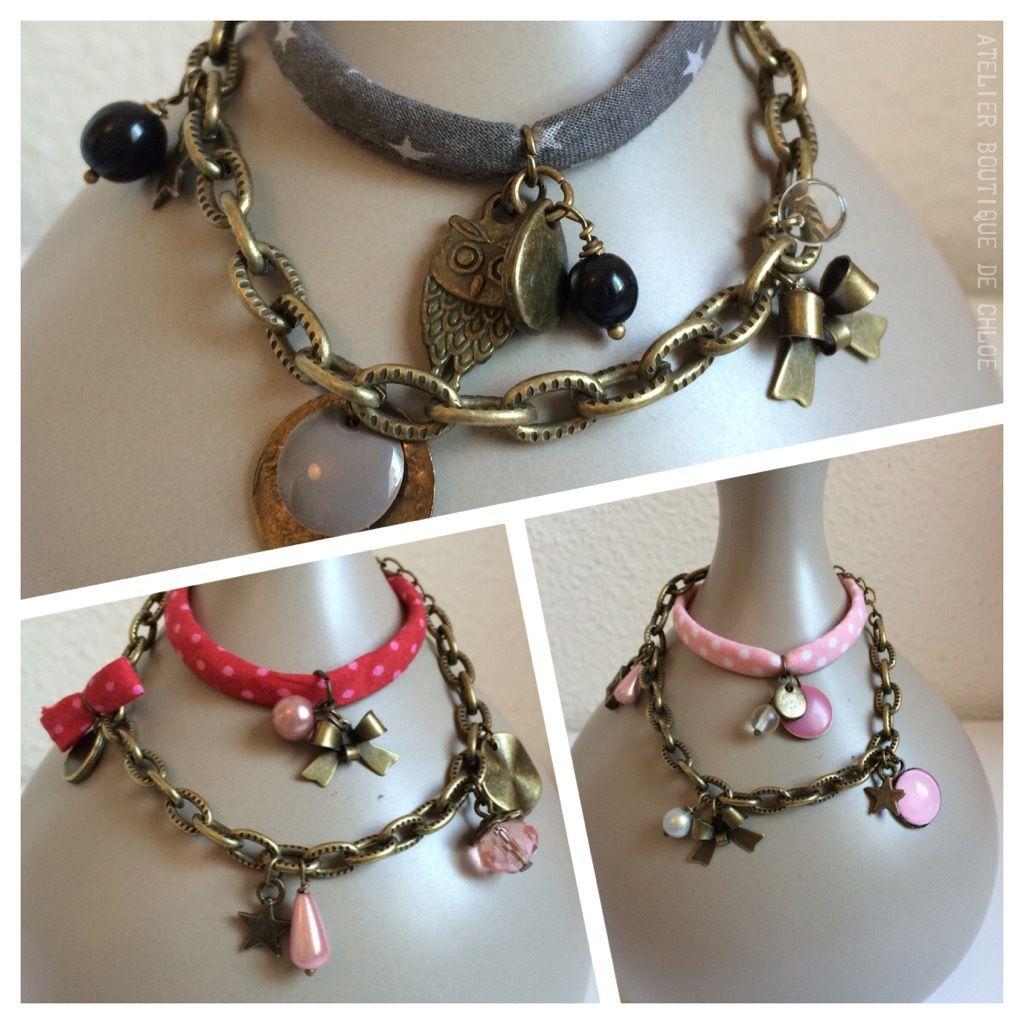 Bracelets au style vintage