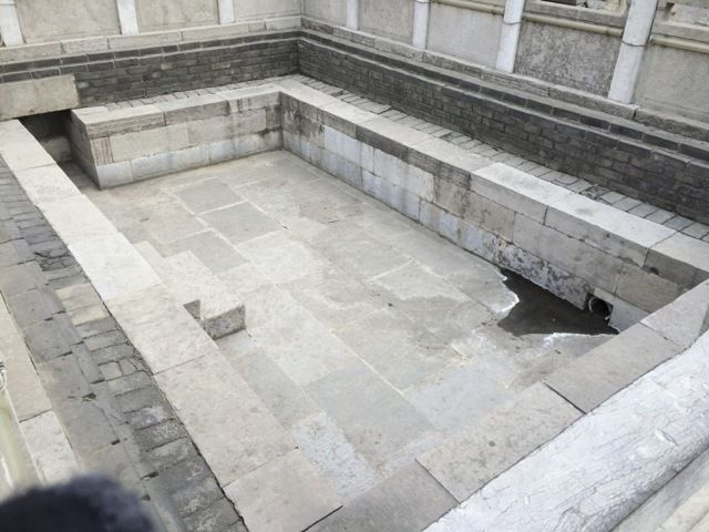 the Crown Prince Pool