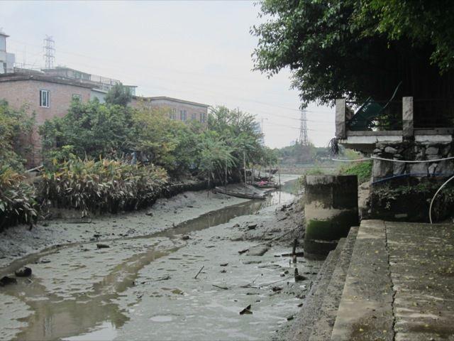 wow ! C'est ca le vieux port de Huangpu ?