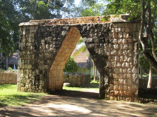 ancienne porte d'acces