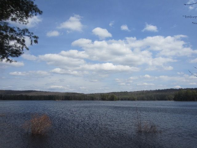 Tully Lake, pres de Athol