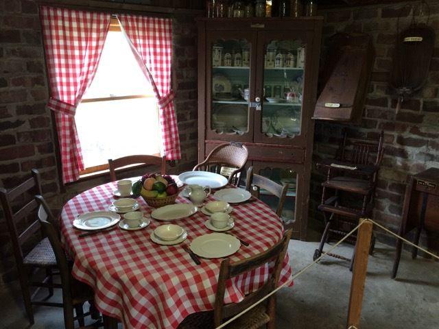 l'equipement du fermier de l'Iowa il y a 150 ans