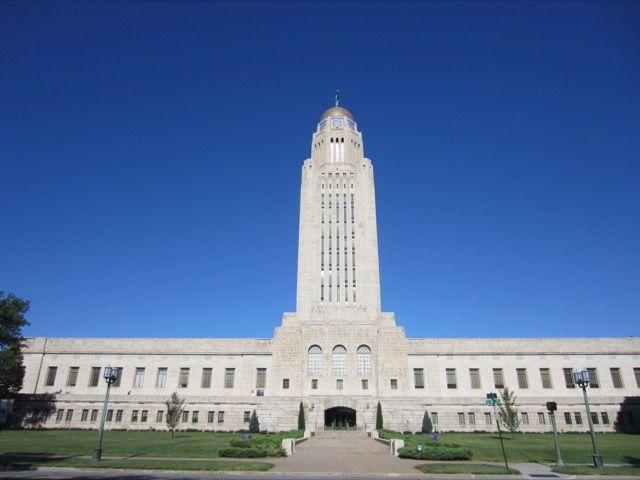 le capitole du Nebraska