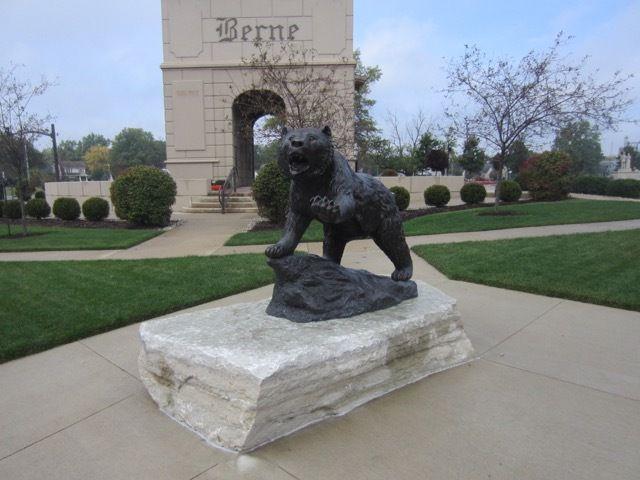 l'ours de Berne
