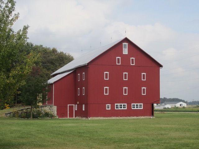 la belle grange du musee