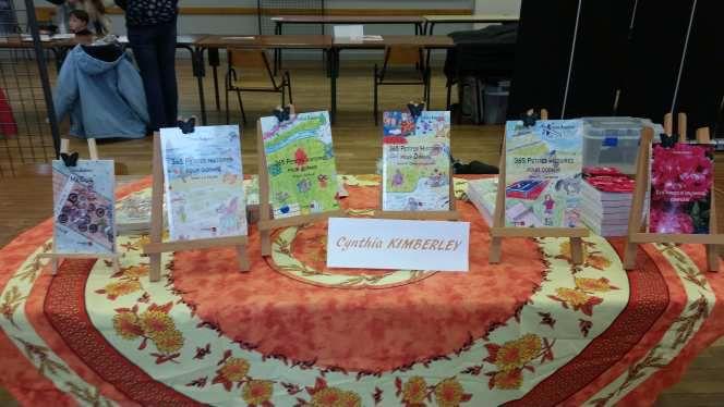 Salon du livre de Champigny sur Yonne