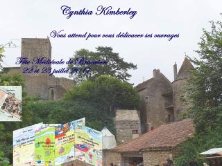 J-6 fête médiévale du château de Brancion