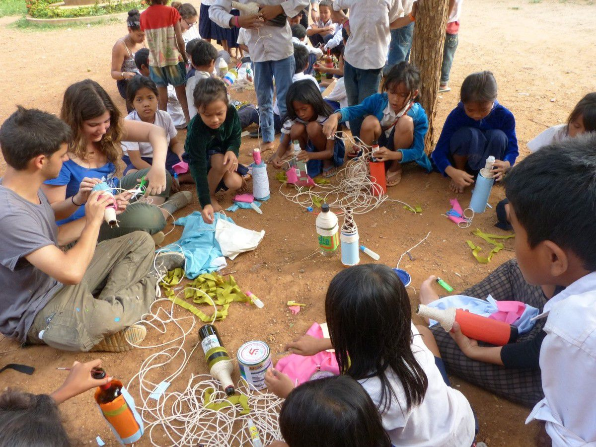 Mission au Cambodge 11 – 31 juillet 2015
