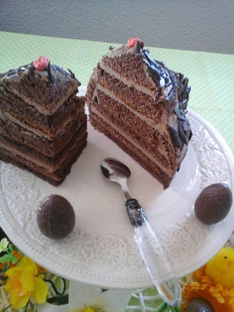 recette gateau paques original home baking for you blog. Black Bedroom Furniture Sets. Home Design Ideas