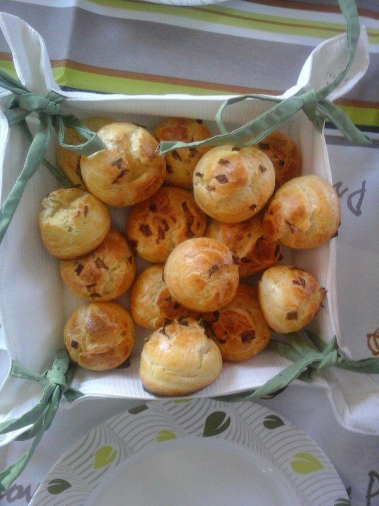 Chouquettes au roquefort accompagner avec la cr me au fromage le blog de recetthttp fdata - Combien de fromage par personne ...