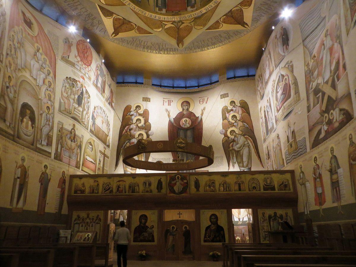 Săvîrșitu-s-a: Biserica Sfinților Ioani și a Sfinților Brâncoveni