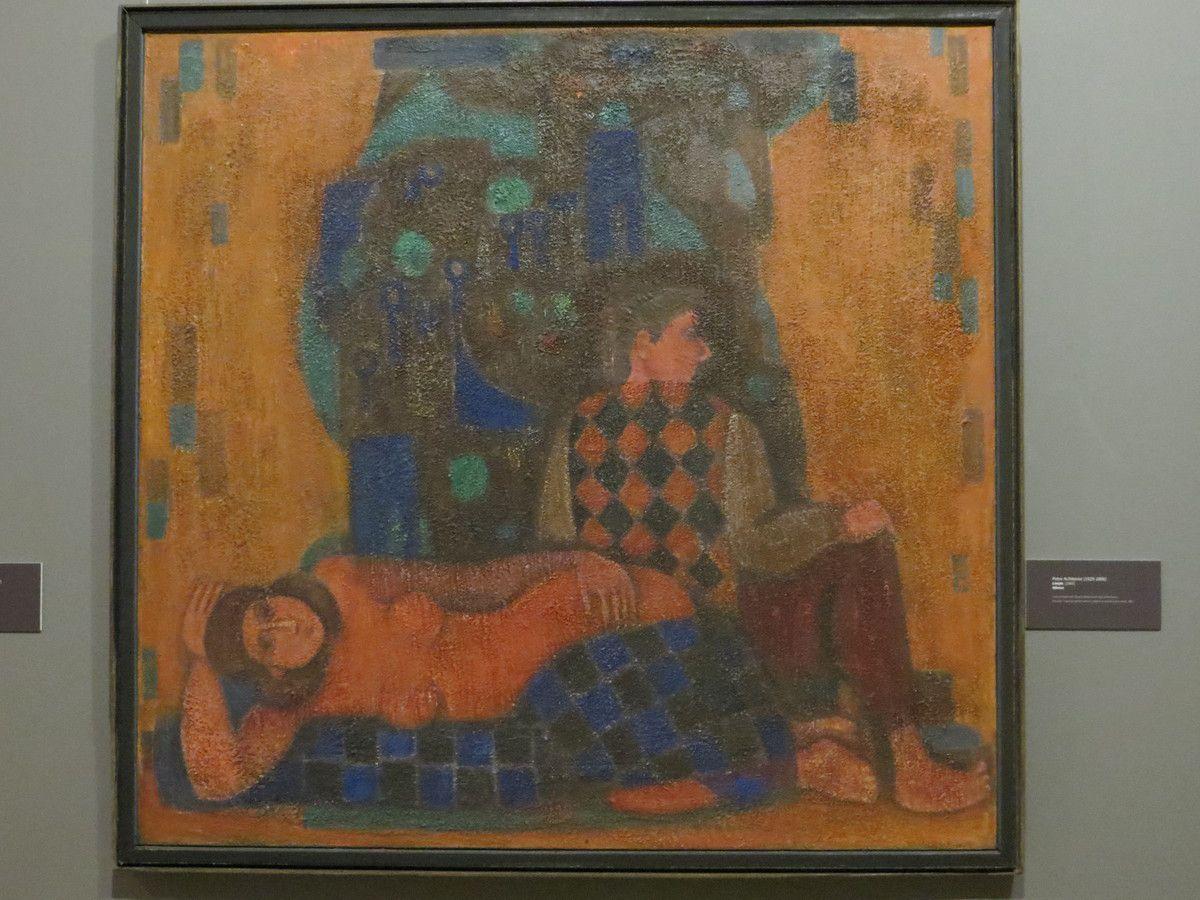 "Petre Achițenie, ""Liniște"", 1965"