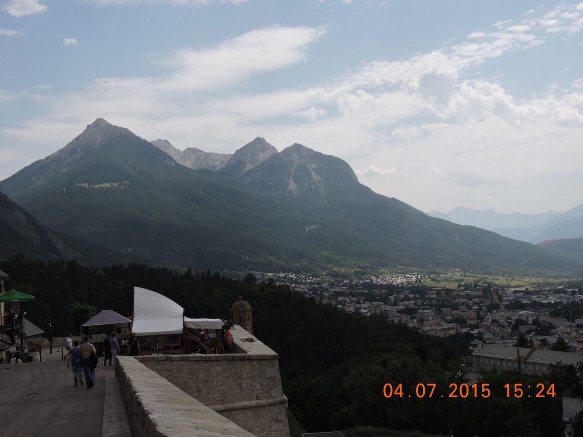 Fête médiévale Briançon 2015