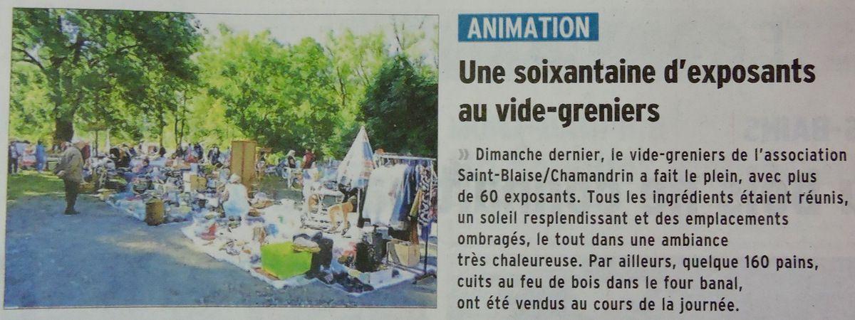 Ma petite revue de presse 04/08/2015
