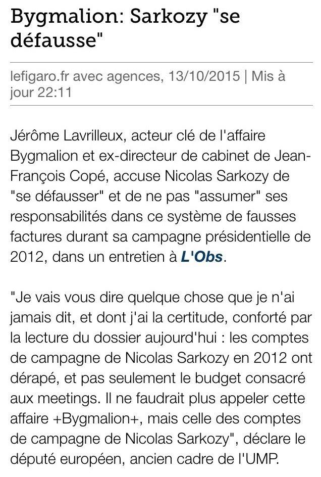 """Vous avez dit """"Sarkozy"""" !"""