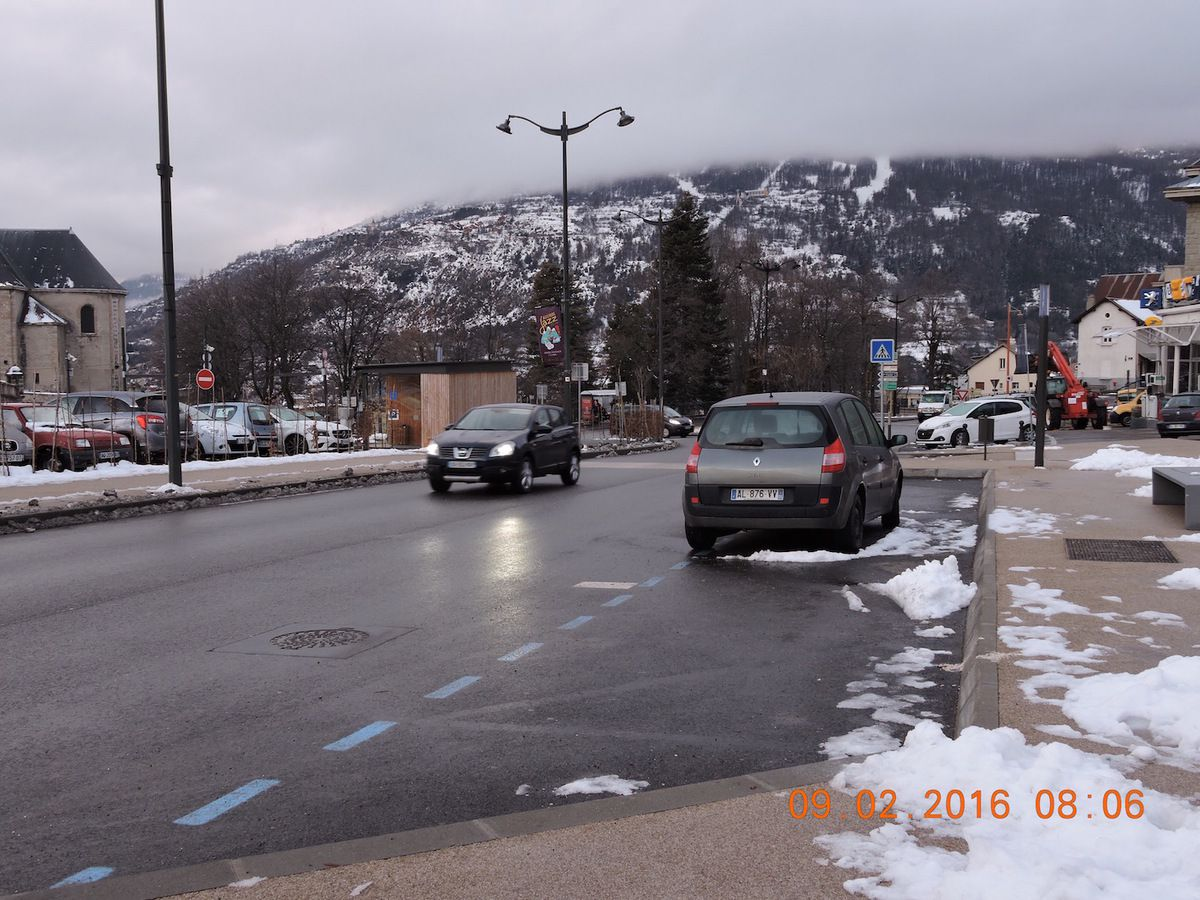 Briançon, ville sacrifiée