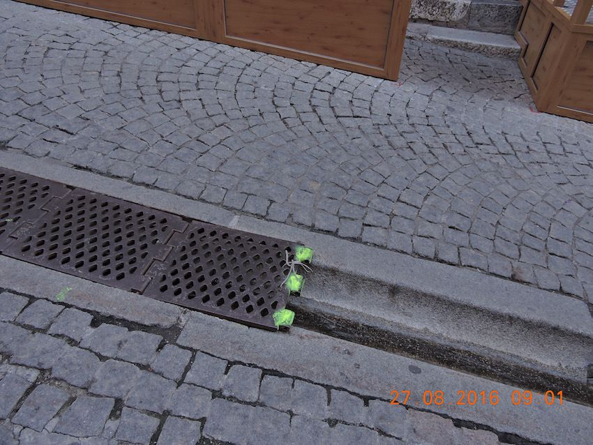 Petites misères de vieille ville