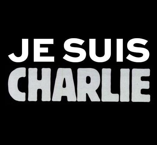 En mémoire des victimes de l'attentat chez Charlie Hebdo