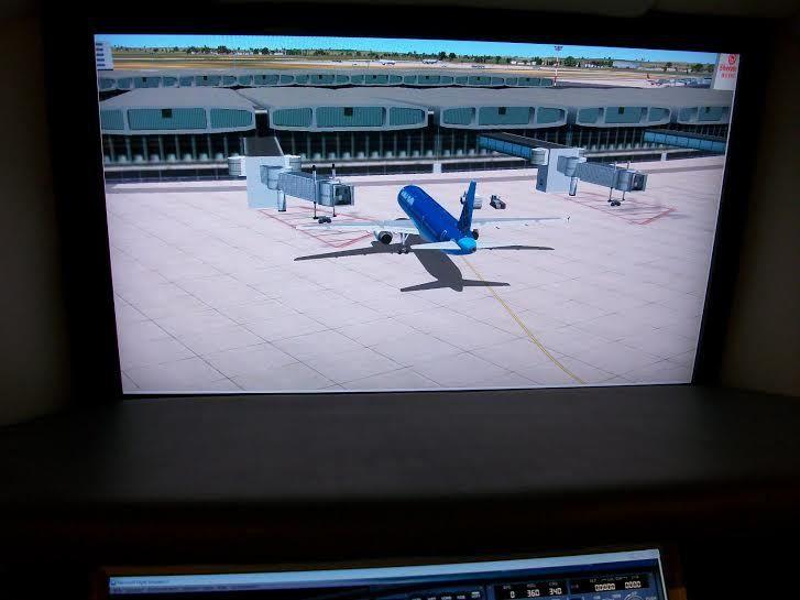 Home cockpit