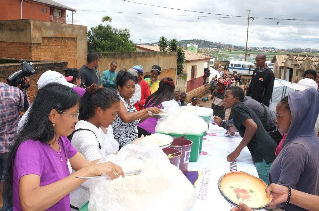 L'association FITIA à Soavimasoandro, 05.03.2015 -PHOTOS-