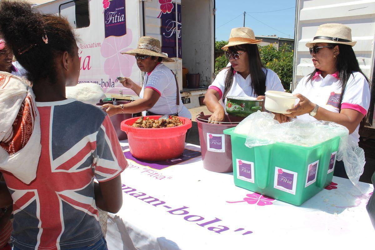 L'association FITIA à Ambohimanarina, 18.03.2015 -PHOTOS-