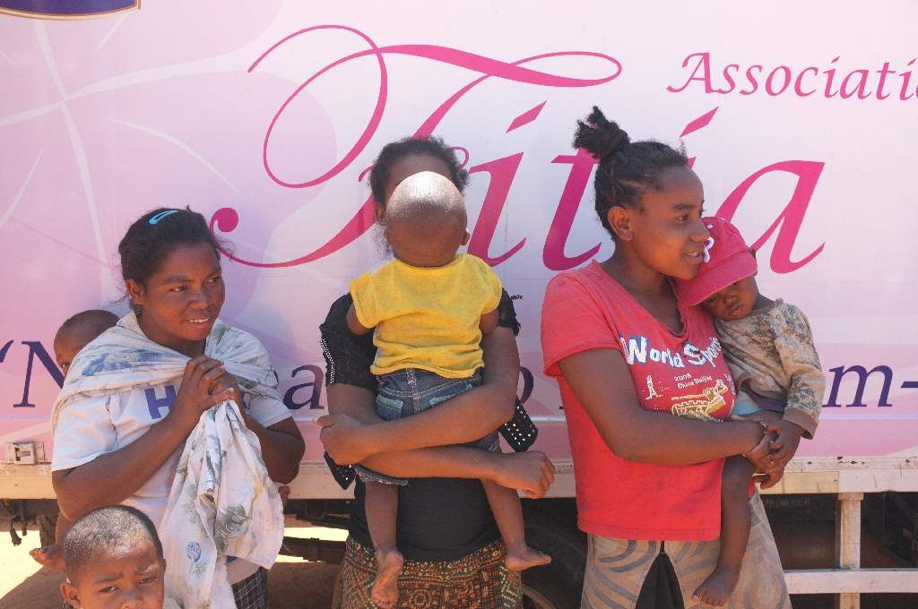 L'association FITIA à Itaosy, 19.03.2015 -PHOTOS-