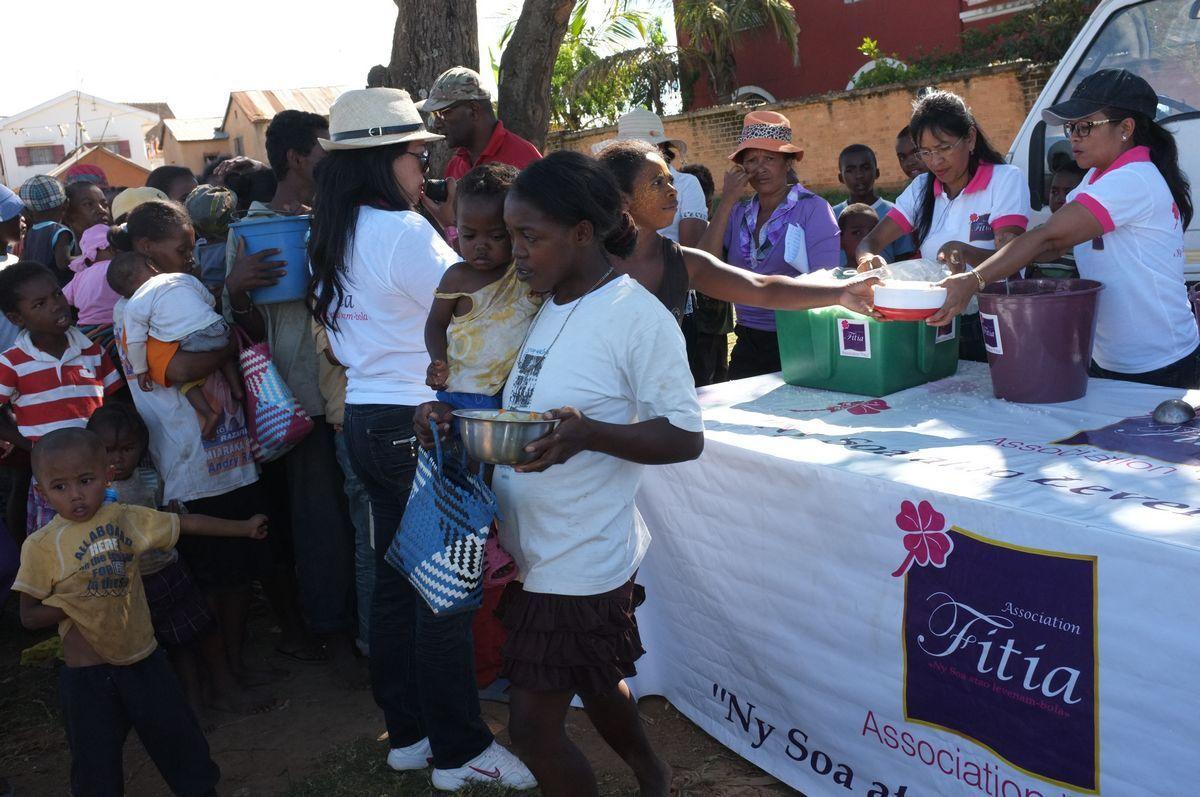 L'association FITIA à Ivato Ambodirano, 20.03.2015 -PHOTOS-