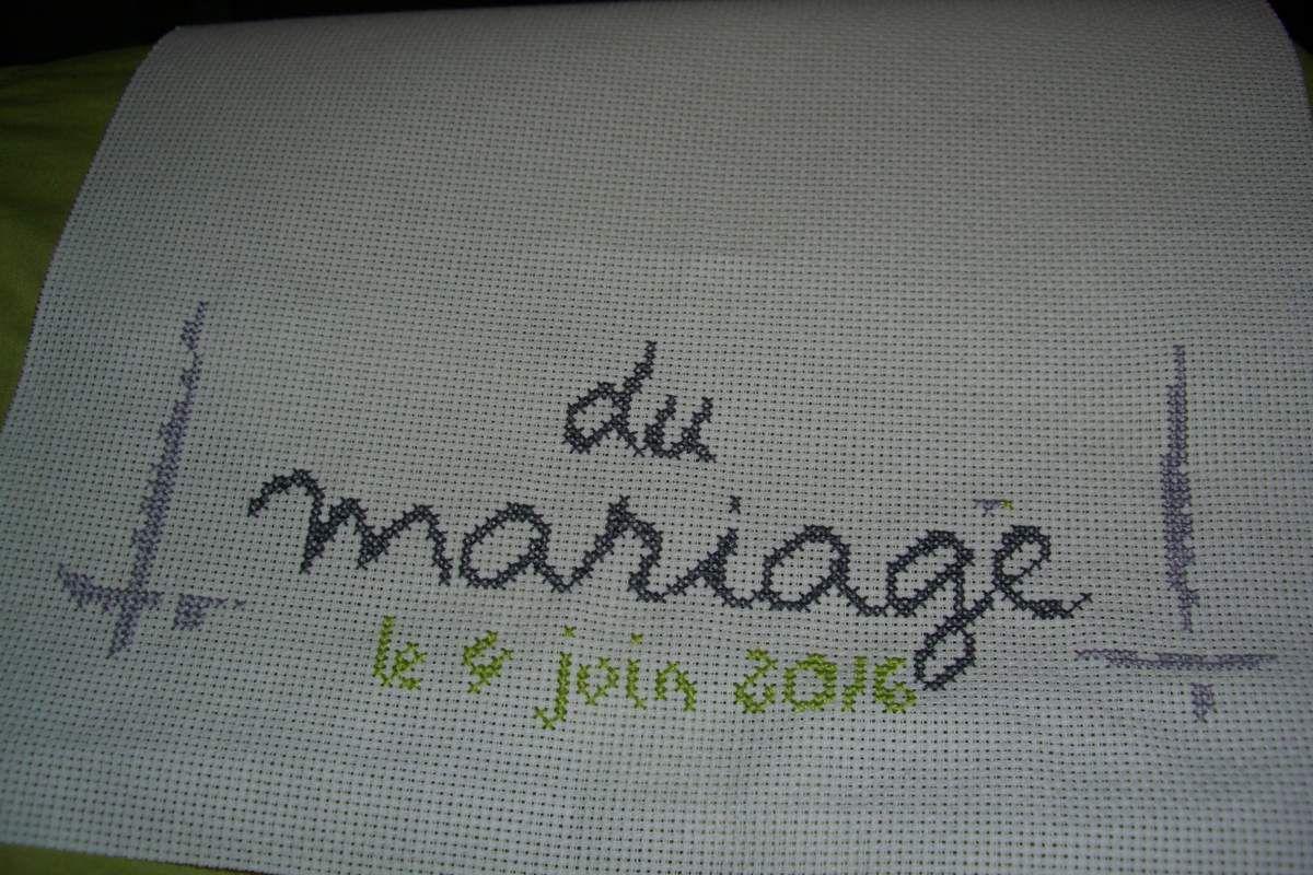 LLP Coussin de mariage - AV 2