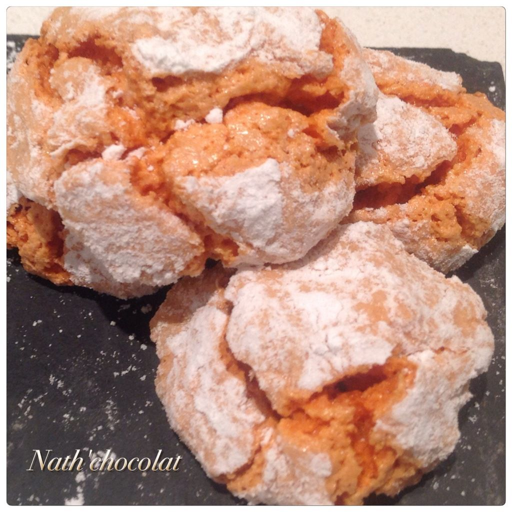 "Biscuit au ""macaron râté"""