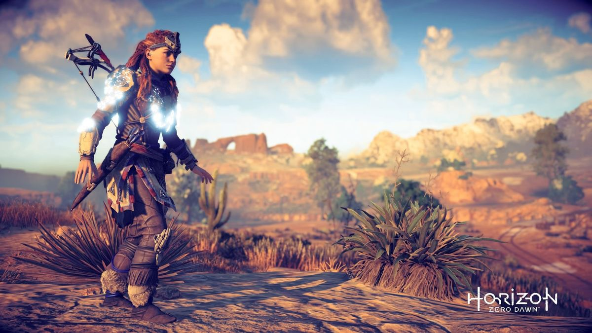 [ASTUCES] Horizon Zero Dawn // Death Stranding et Armure Shield-Weaver